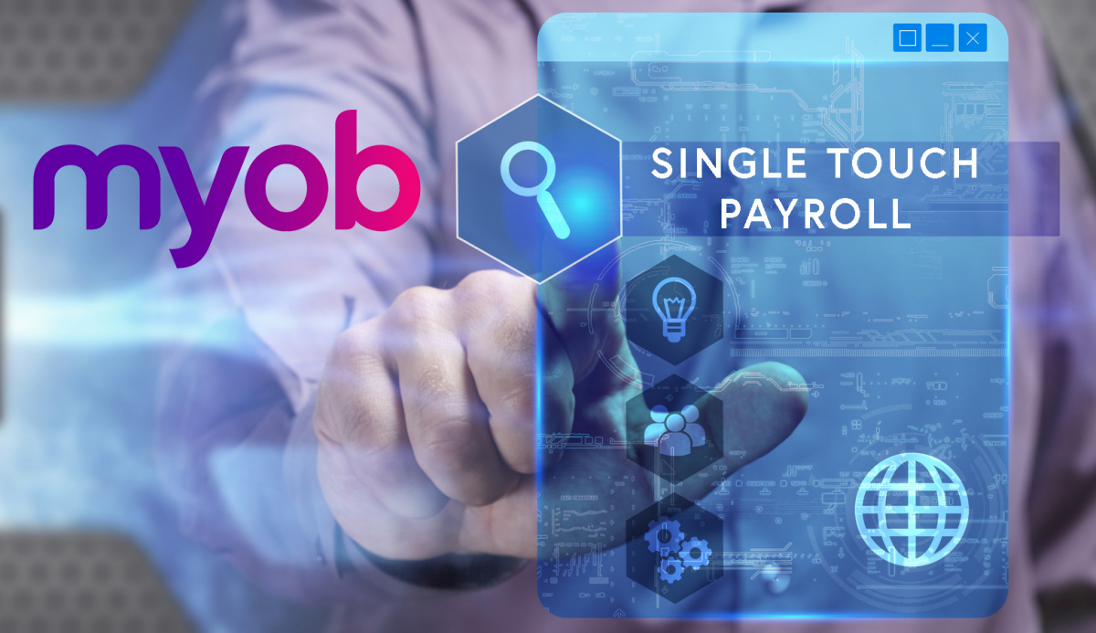 Setup MYOB Single Touch Payroll