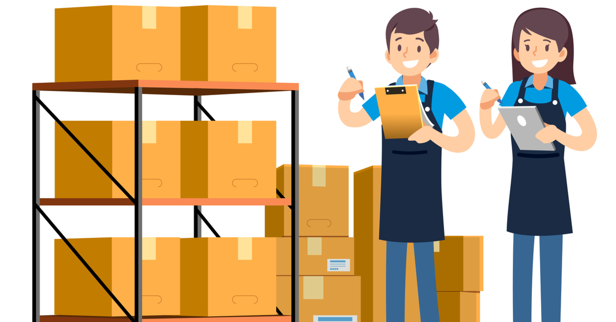 4 Easy Steps to Conducting a Successful Stocktake For Your Business